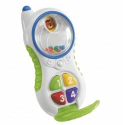 Juguete Chicco Hola Bebé Telefono