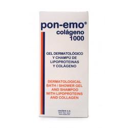Pon-Emo Colágeno Gel Espumante Cremoso 1000ml