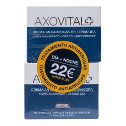 Axovital Promo Crema Día 50ml + Crema Noche 50ml