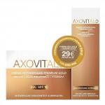 AXOVITAL PROMO CREMA 50ML + SERUM 30ML PREMIUM GOLD