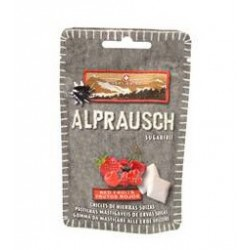 Alprausch Chicles Hierbas Suizas Frutos Rojos 31g