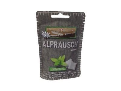 Alprausch Chicles Hierbas Suizas Hierbabuena 31gr