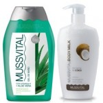 MUSSVITAL PACK BODY MILK COCO 300ML + GEL ALOE 300ML
