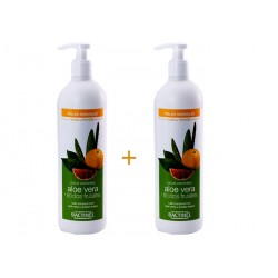 Bactinel Leche Corporal Aloe Vera Frutal 400ml 2 uds.