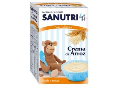 Sanutri Crema de Arroz 300g