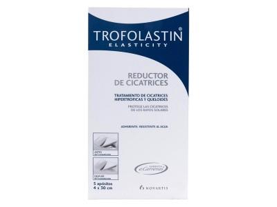 Trofolastin Reductor Cicatrices 5 Apósitos 4x30cm