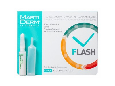 Martiderm Flash 5 Ampollas 2ml
