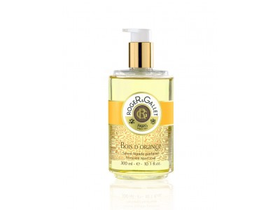 Roger Gallet Jabón Liq Manos Perfumado 300ml Bois D Orange
