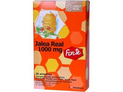 Arko Jalea Real Forte 1000mg 20 Ampollas