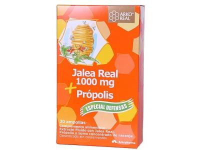 Arko Jalea Real Própolis 1000mg 20 Ampollas
