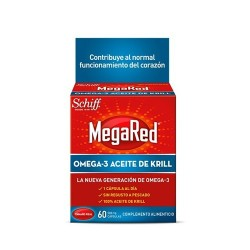 Megared 500mg 60 Cápsulas
