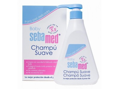 Sebamed Baby Champú 500ml