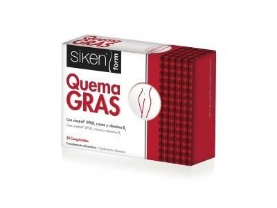 Sikenform QuemaGrasas 30 Comprimidos