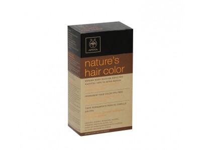 Apivita Nature's Hair Color Tinte 5.35
