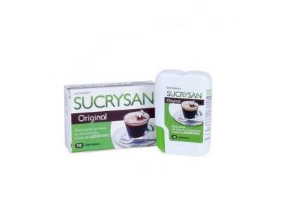 Sucrysan Edulcorante 100 Comprimidos
