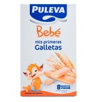 PULEVA BEBÉ MIS PRIMERAS GALLETAS 150 G