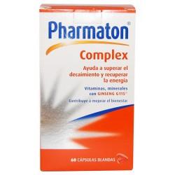 Pharmaton Complex 60 Cápsulas