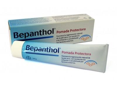 Bepanthol Pomada Protectora Irritaciones, Rojeces y Tatuajes 100g