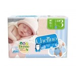 PACK 6 UNIDADES CHELINO PAÑAL INFANTIL T3 36 UDS.
