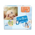 PACK 6 UNIDADES CHELINO PAÑAL INFANTIL T5 36 UDS.