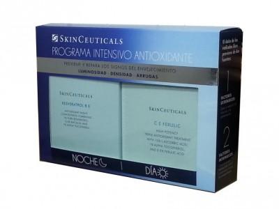 Skinceuticals Pack Resveratrol Be 30ml + Ce Ferulic 15ml