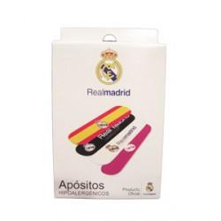 Tiritas Strips Apósito Adhesivo Real Madrid