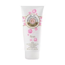 Roger Gallet Leche Corporal Nutritiva Perfumada Rose 200ml