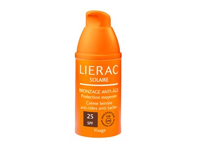 Lierac Crema Solar Color SPF25 Rostro 50ml