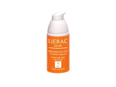 Lierac Solar Antimanchas y Antiarrugas SPF15 Spray 50ml
