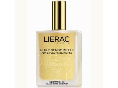 Lierac Aceite Sensorielle 100ml 3 Fleurs Collection Blanche