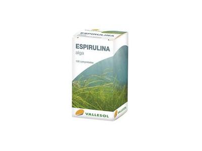 Vallesol Alga Espirulina 100 Comprimidos