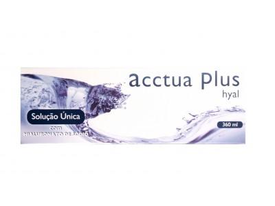 Acctua Hyal Plus Solución Única 360ml