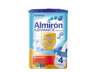 Almiron Advance 4 Crecimiento 800g
