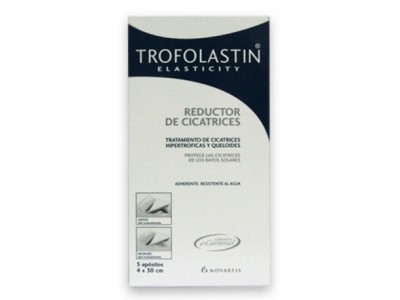 Trofolastin Reductor Cicatrices 5x7.5 5 uds.