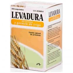 Leo Levadura de Cerveza-Germen de Trigo 200 Comprimidos