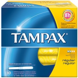 Tampax Tampon Regular 30 uds.