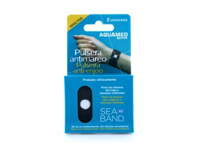 Pulsera Antimareo Aquamed Adultos