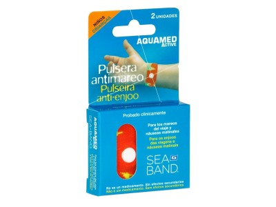 Pulsera Antimareo Aquamed Infantil