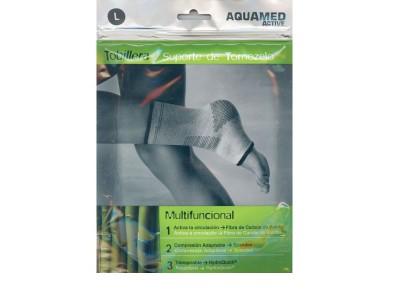 Aquamed Active Tobillera Sujecion Elastica Talla L