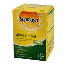 Supradyn Siluet Control 30 Comprimidos