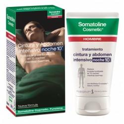 Somatoline Hombre Tratamiento Cintura y Abdomen Noche 150ml