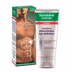 Somatoline Hombre Trat. Abdominales Top Definition 200ml