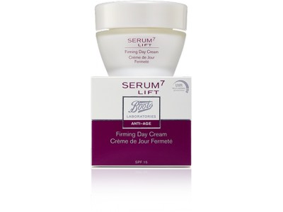 Serum7 Lift Crema Reafirmante de Día Antiarrugas SPF15 50ml