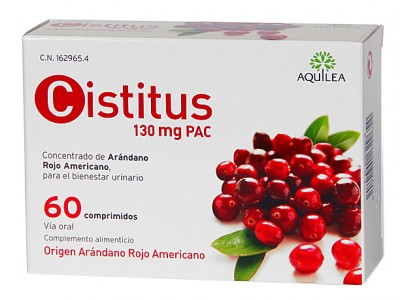 Cistitus 60 Comprimidos