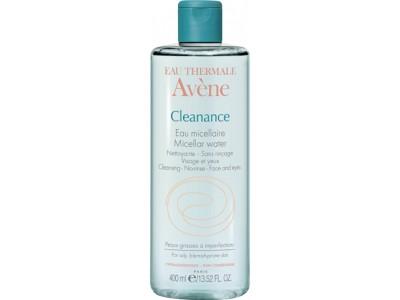 Avene Cleanance Agua Micelar Limpiadora 400ml
