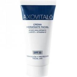 Axovital Crema Hidratante Facial SPF10 50ml