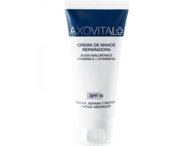 Axovital Crema de Manos Reparadora SPF10 50ml