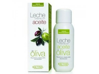 Bactinel Leche Aceite de Oliva 300ml