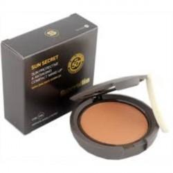 Sensilis Sun Secret Maquillaje Compacto SPF50 Golden