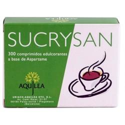Sucrysan Aspartamo Edulcorante 300 Comprimidos